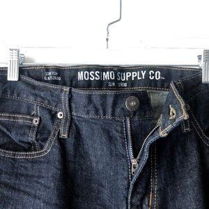 Mossimo Slim Fit Denim Jeans Stretch 32x30